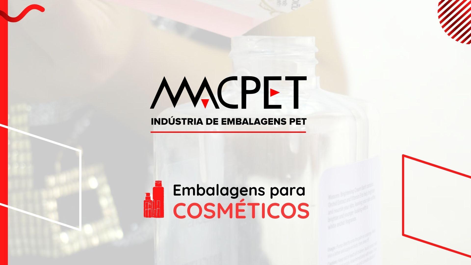 Apresentação Cosméticos - Macpet